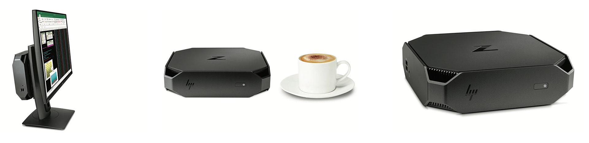 Bild HP: HP Z2 Mini G3