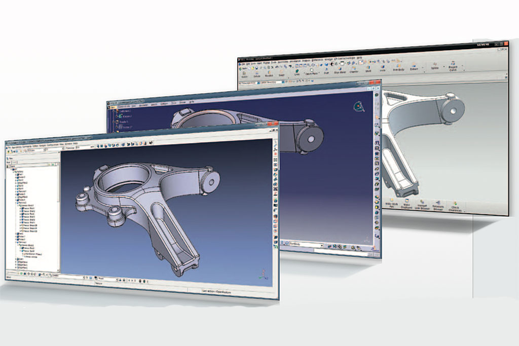 3D Evolution: CAD-Konverter.