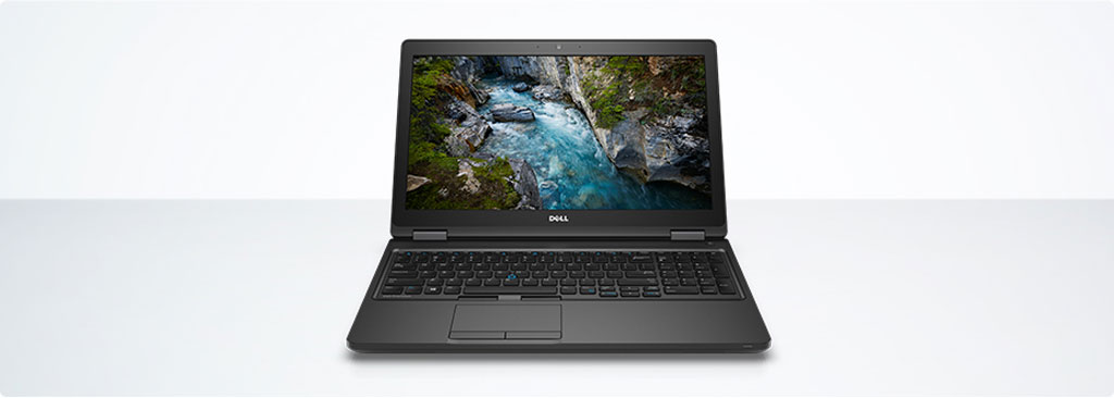 Bild Dell: Dell Precision 3520 mobile Workstation.