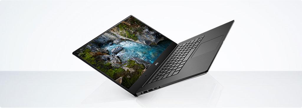 Bild Dell: Dell Precision 5520 mobile Workstation.