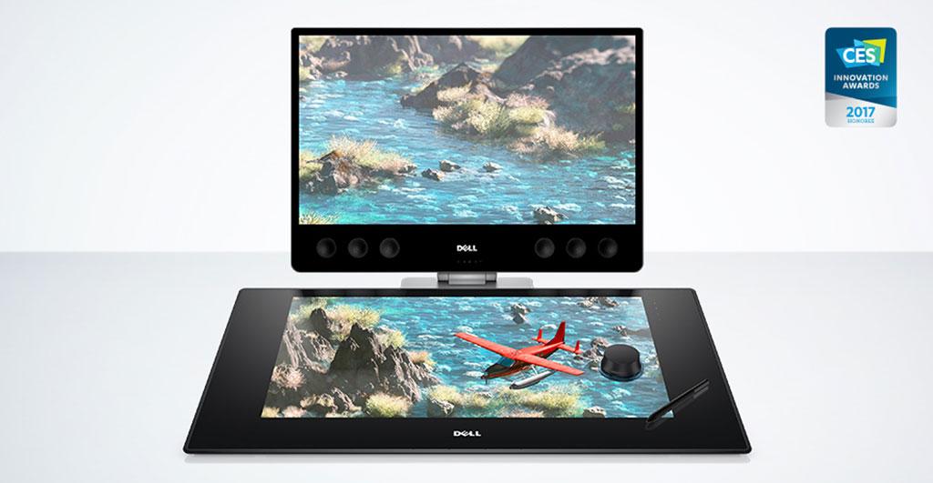 Bild Dell: Dell Precision 5720 AIO Workstation.
