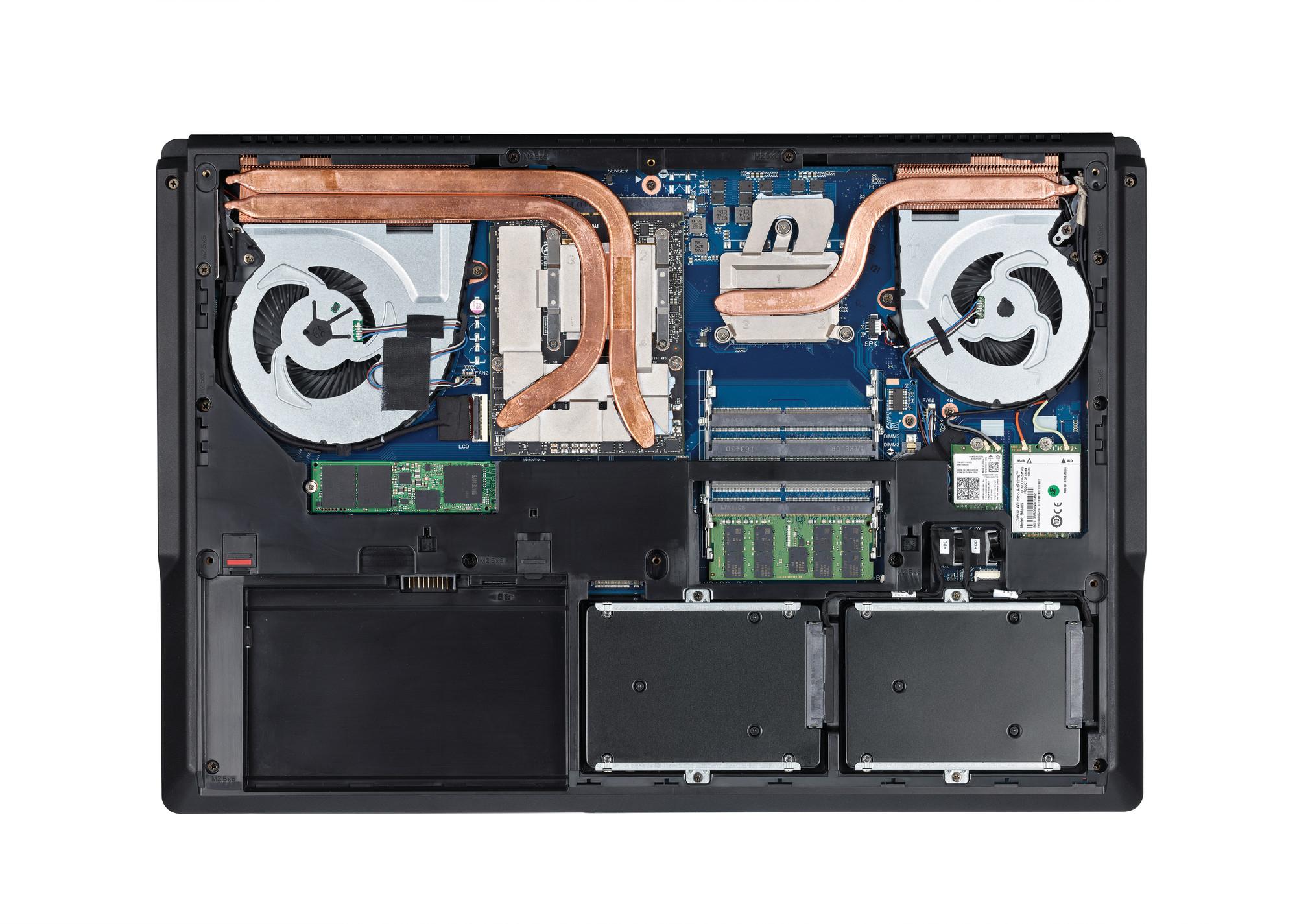Bild Fujitsu: Celsius H970