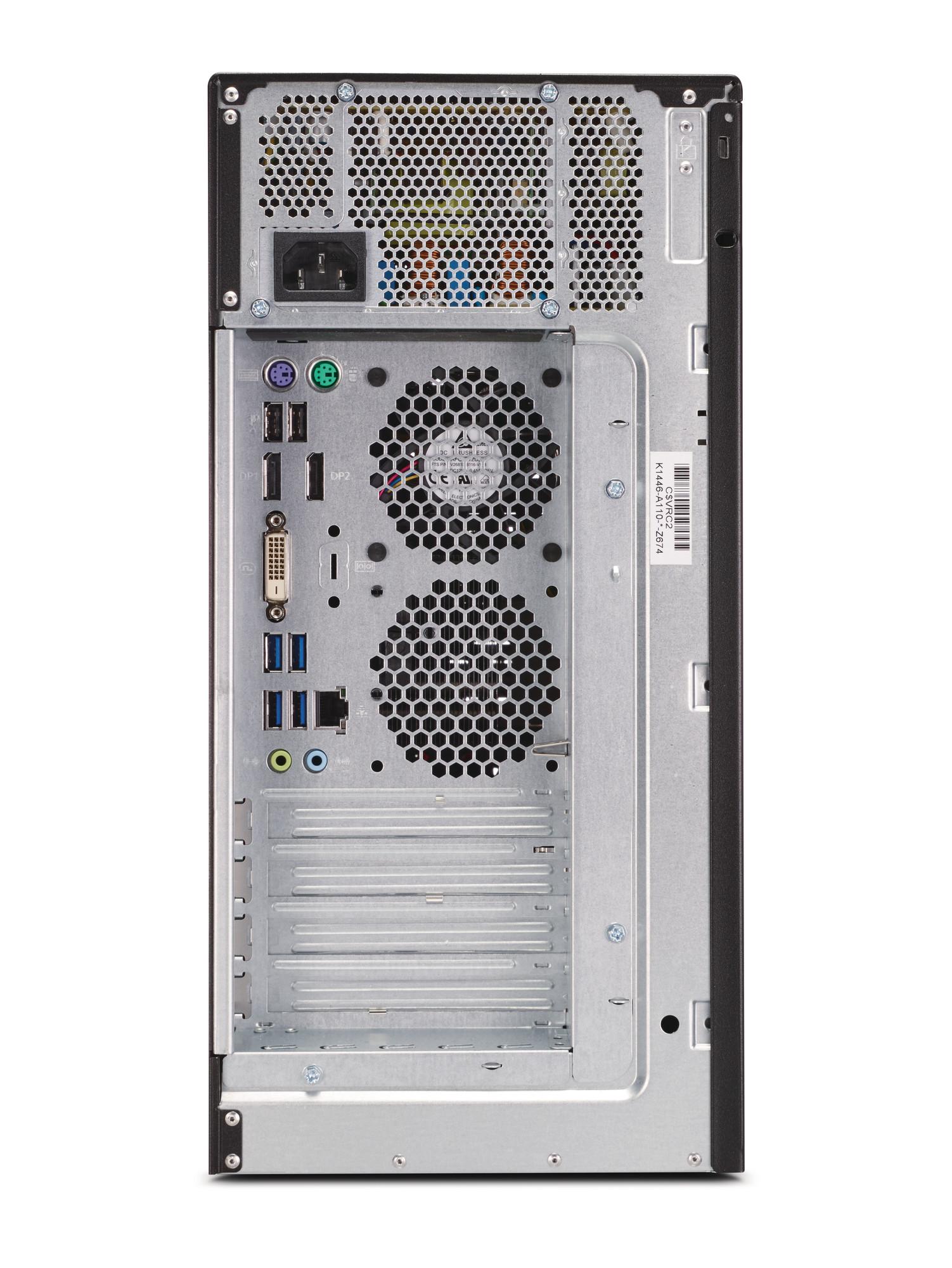 Bild Fujitsu: Celsius W570