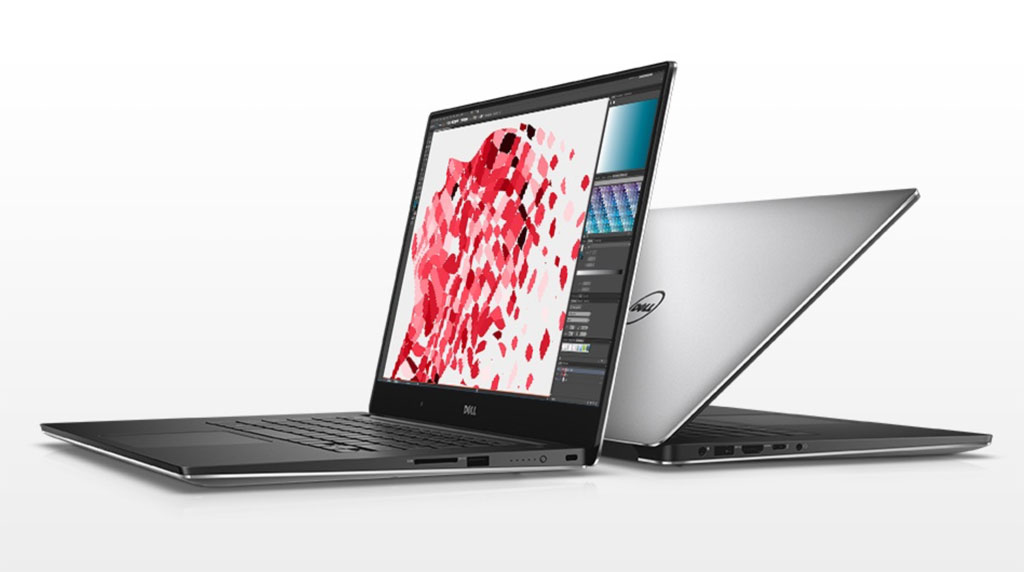 Bild Dell: Dell Precision 5520