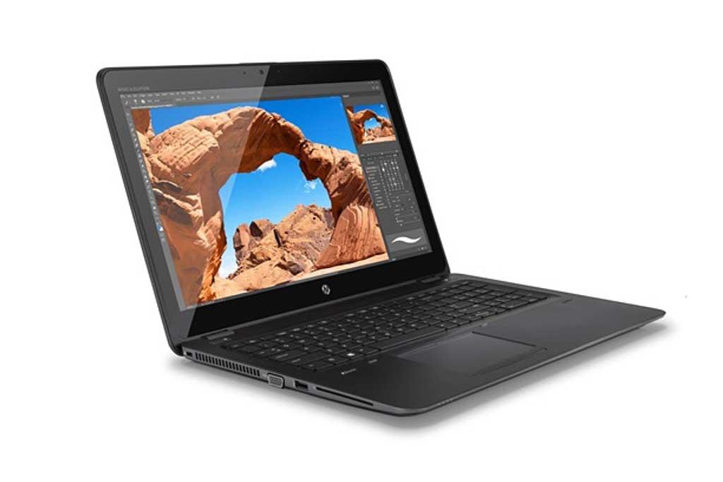 Bild HP: HP ZBook 15u G4